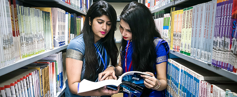 More than 80000 books in BIMM Library